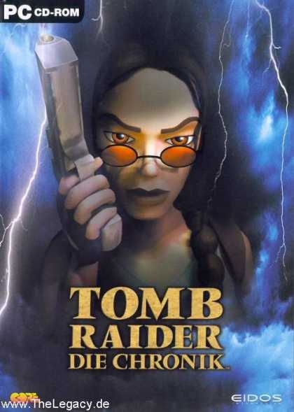 Misc. Games - Tomb Raider: Die Chronik