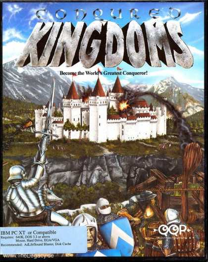 Misc. Games - Conquered Kingdoms