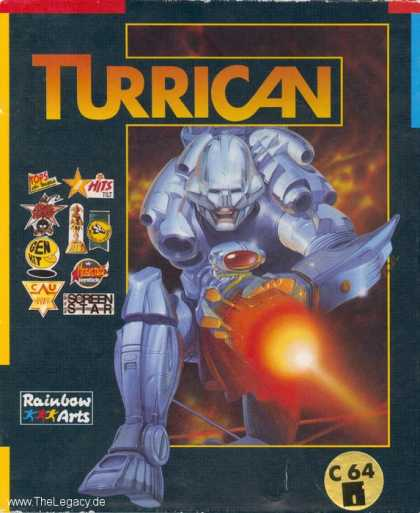 Misc. Games - Turrican
