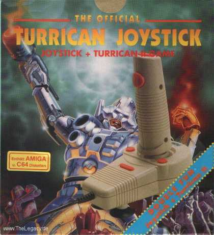 Misc. Games - Turrican II: The final Fight