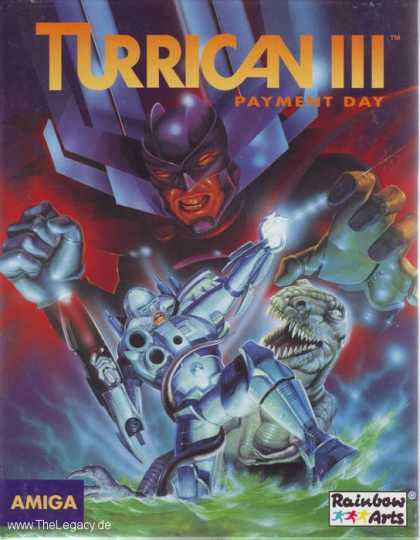 Misc. Games - Turrican III: Payment Day