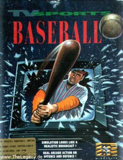 Misc. Games - TV Sports Baseball