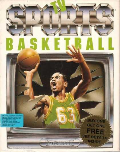 Misc. Games - TV Sports Basketball