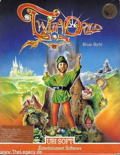 Misc. Games - Twin World: Land of Vision