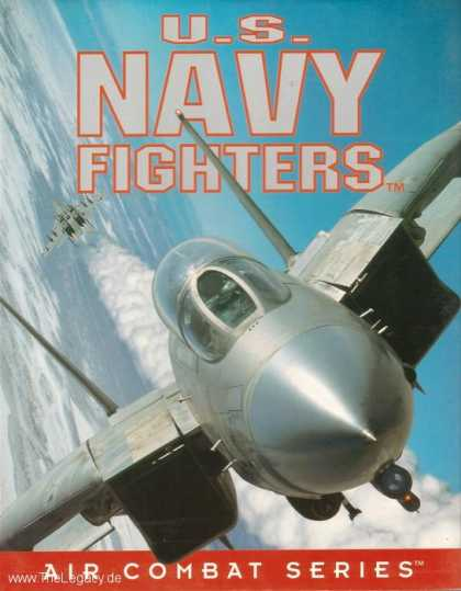 Misc. Games - U.S. Navy Fighters
