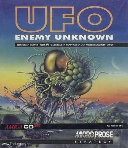 Misc. Games - X-COM: UFO Defense