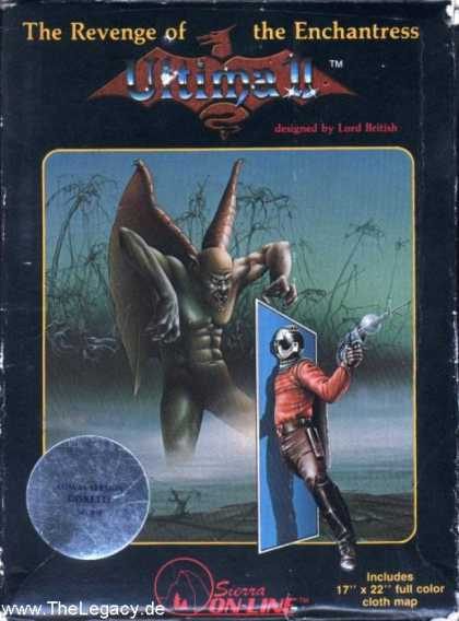 Misc. Games - Ultima II: The Revenge of the Enchantress