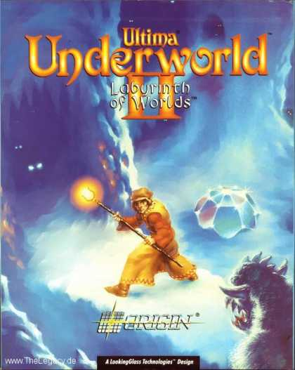 Misc. Games - Ultima Underworld II: Labyrinth of Worlds