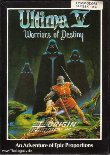 Misc. Games - Ultima V: Warriors of Destiny