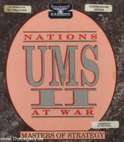 Misc. Games - UMS II: Nations at War