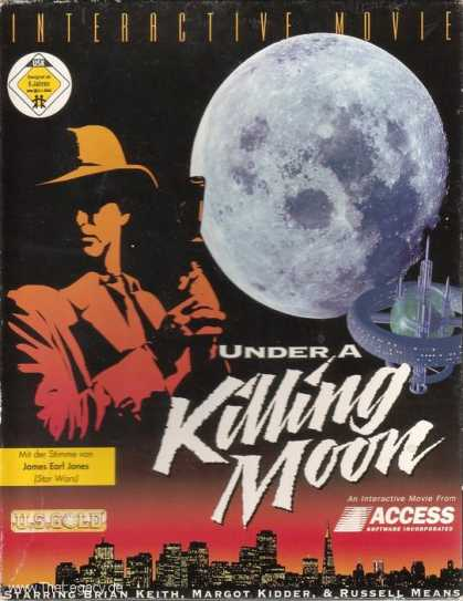 Misc. Games - Tex Murphy: Under a Killing Moon