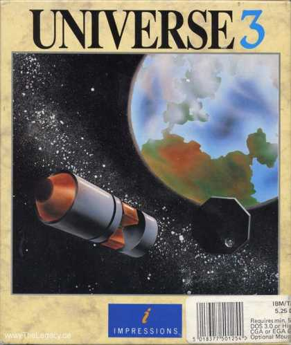Misc. Games - Universe 3