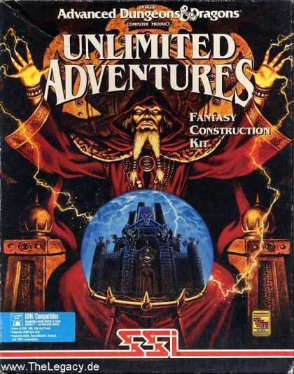 Misc. Games - Unlimited Adventures
