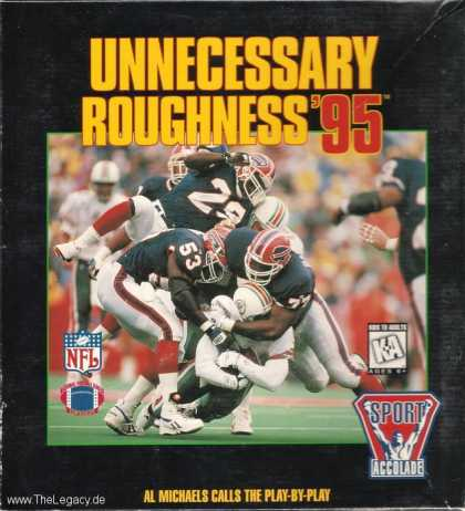 Misc. Games - Unnecessary Roughness '95