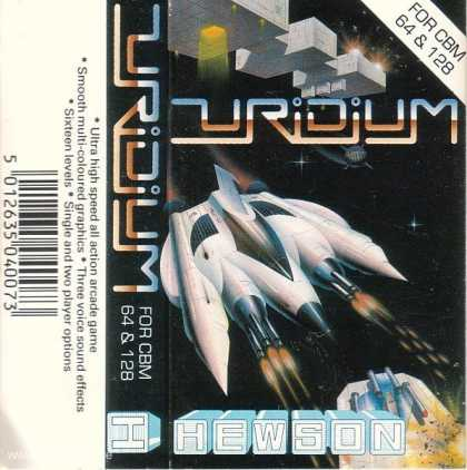 Misc. Games - Uridium