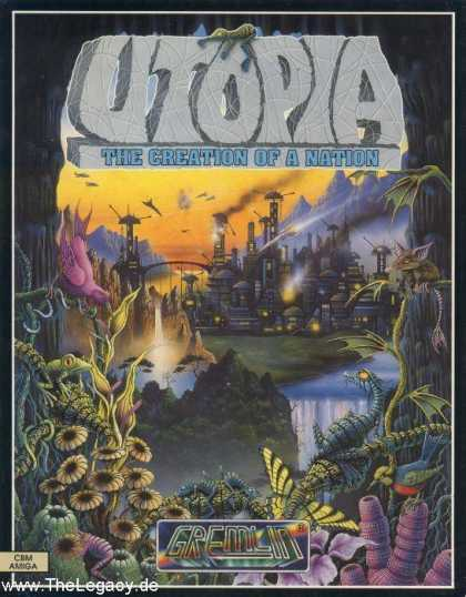 Misc. Games - Utopia: The Creation of a Nation
