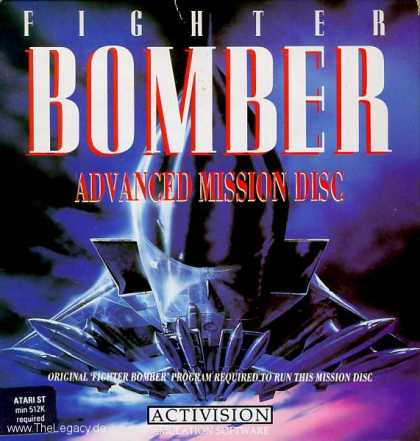 Misc. Games - Fighter Bomber: Advanced Mission Disk