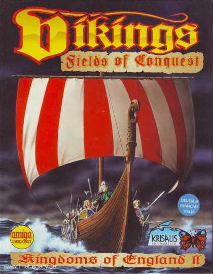 Misc. Games - Vikings: Fields Of Conquest - Kingdoms of England II