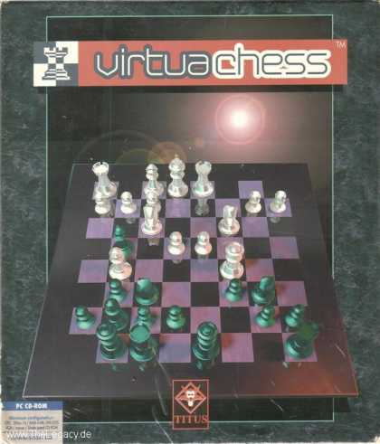 Misc. Games - Virtua Chess