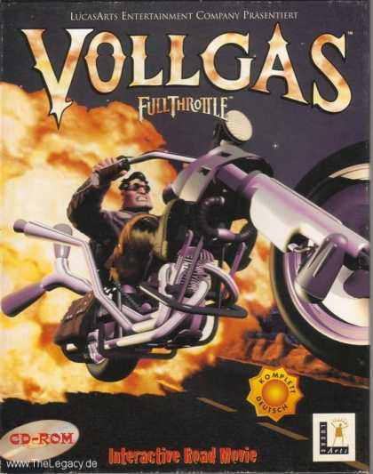Misc. Games - Vollgas