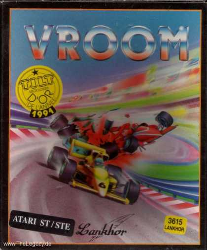 Misc. Games - Vroom