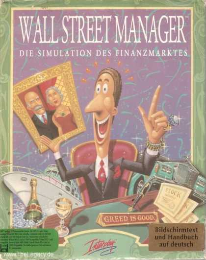 Misc. Games - Wall Street Manager