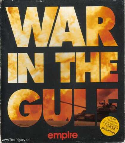 Misc. Games - War in the Gulf