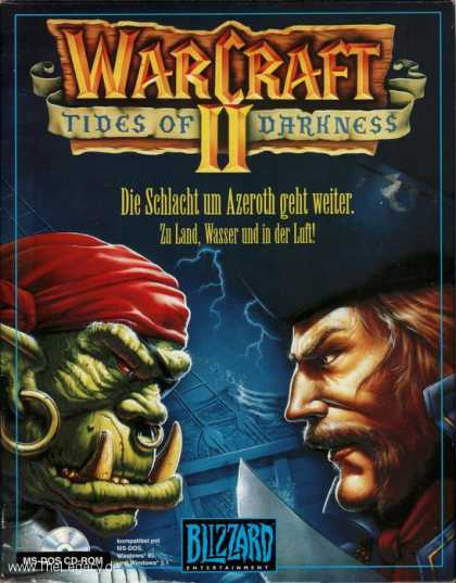 Misc. Games - WarCraft II: Tides of Darkness