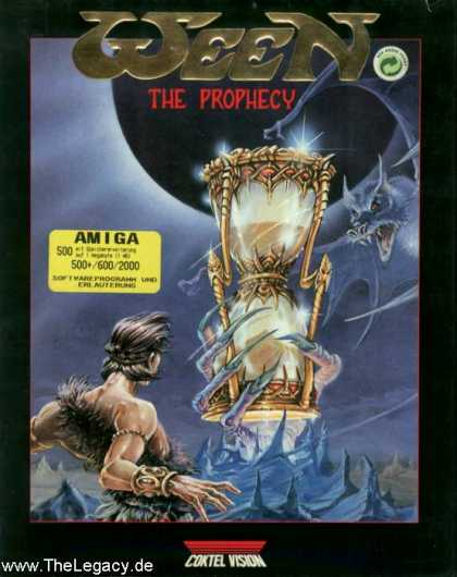 Misc. Games - Ween: The Prophecy