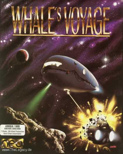 Misc. Games - Whale's Voyage