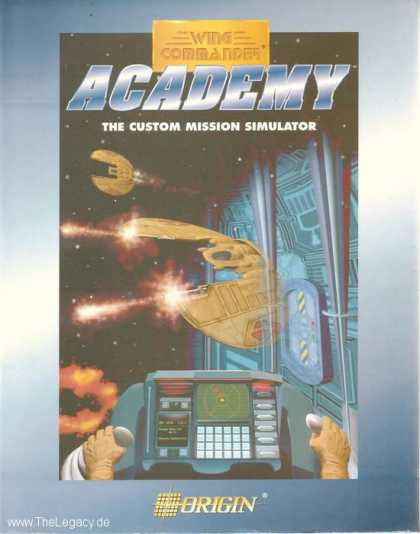 Misc. Games - Wing Commander Academy
