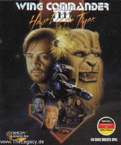 Misc. Games - Wing Commander III: Heart of the Tiger