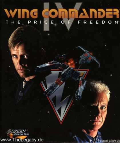 Misc. Games - Wing Commander IV: The Price of Freedom