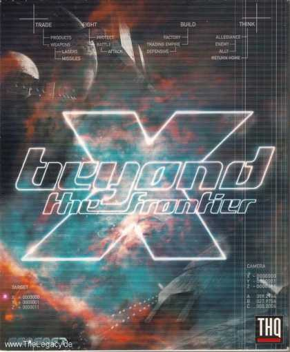Misc. Games - X: Beyond the Frontier