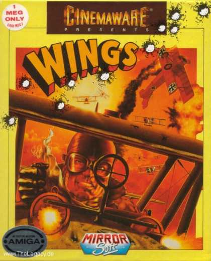 Misc. Games - Wings