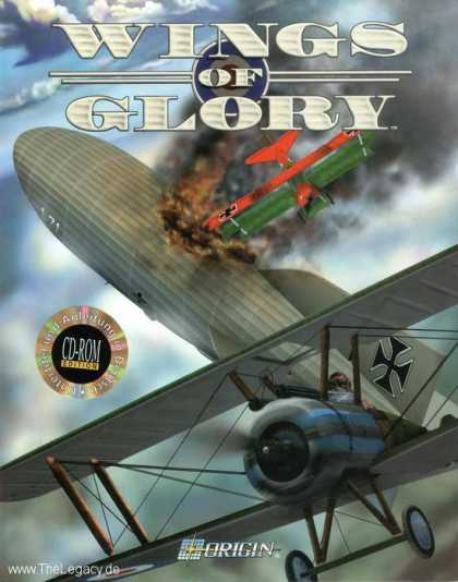 Misc. Games - Wings of Glory