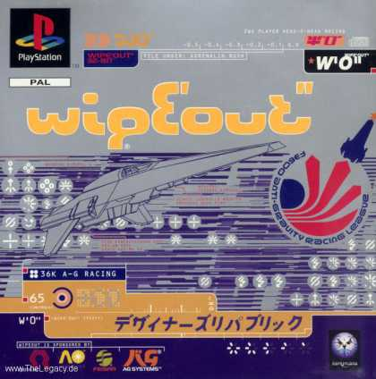 Misc. Games - wipEout