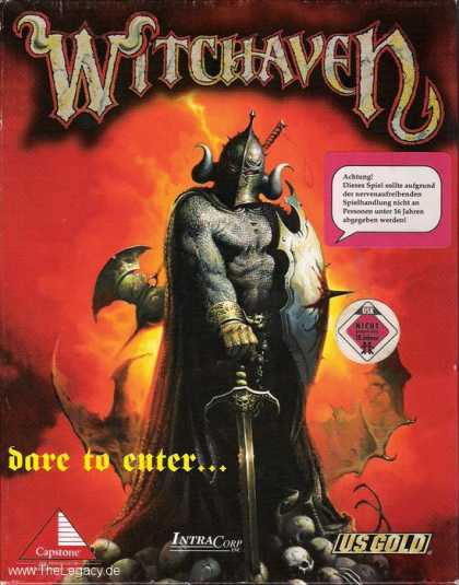 Misc. Games - Witchaven