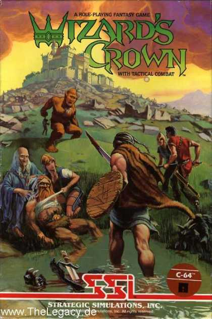 Misc. Games - Wizard's Crown