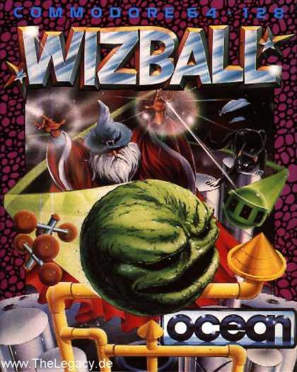 Misc. Games - Wizball