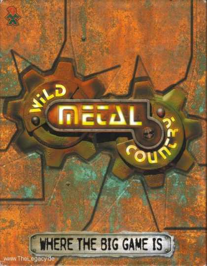 Misc. Games - Wild Metal Country