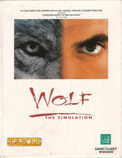 Misc. Games - Wolf: The Simulation