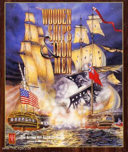 Misc. Games - Wooden Ships & Iron Men