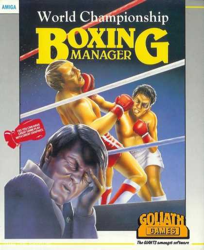 Misc. Games - World Championship Boxing Manager