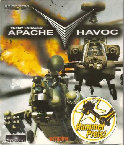 Misc. Games - Enemy Engaged - Apache V Havoc