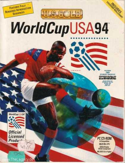 Misc. Games - WorldCup USA 94