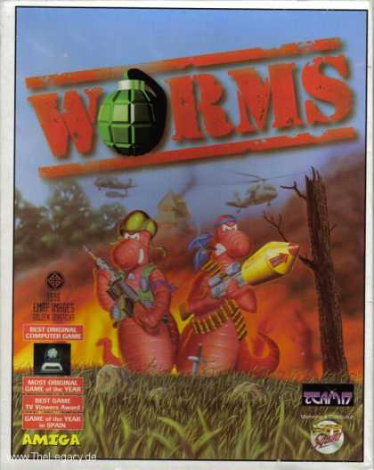 Misc. Games - Worms