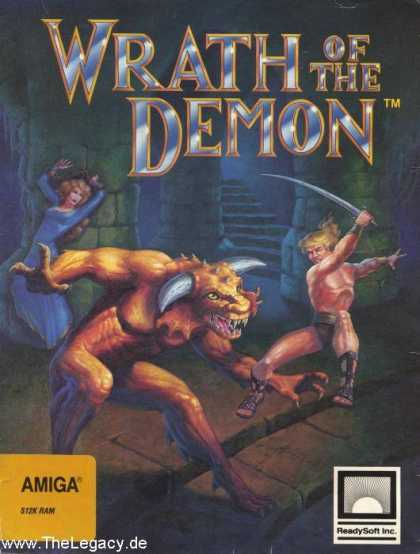 Misc. Games - Wrath of the Demon