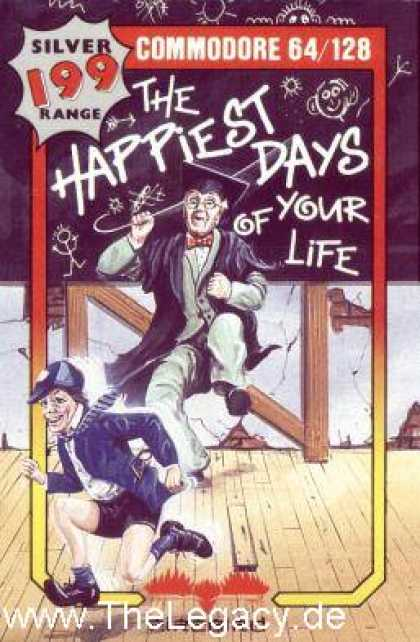 Misc. Games - Happiest Days of your Life, The