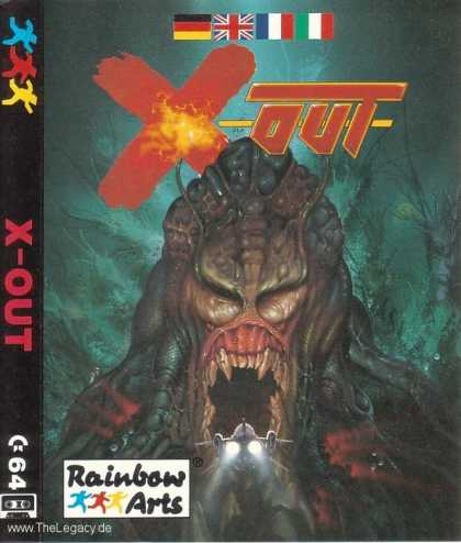 Misc. Games - X-Out